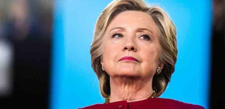 Hillary Clinton Criticized Facebook's Decision