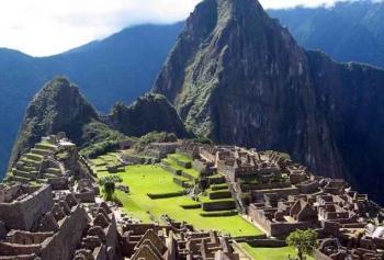 Bir Machu Picchu Macerası!