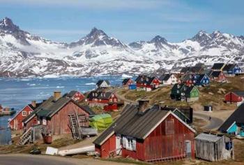 Emre Durmuş Grönland'ta Yaşam Hakkında Bilgi Verdi!