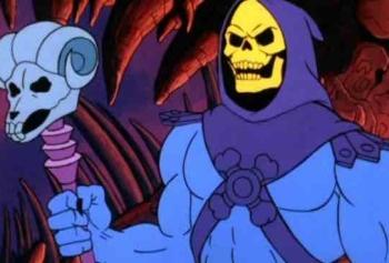 Master Of The Universe'den Skeletor Nasıl Çizilir?