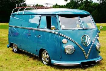 Emre Durmuş Kendisine Volkswagen Vosvos Karavan Aldı!