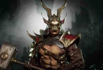 Mortal Kombat'tan Shao Kahn Nasıl Çizilir?