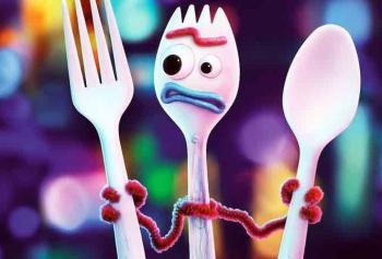 Toy Story'den Forky Nasıl Çizilir?