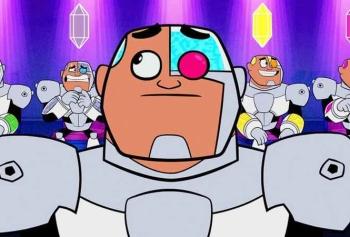 Teen Titans Go'dan Cyborg Nasıl Çizilir?