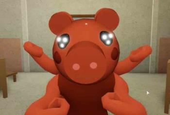 Roblox Piggy'den Parasee Nasıl Çizilir?