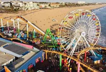 Günce Sönmez'in Santa Monica İzlenimleri!