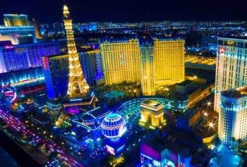 Okan Serbes'in Las Vegas İzlenimleri!