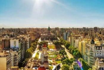 İlkay Zaman Arjantin Sokaklarını Gezdi!