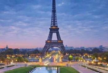 Mia Fitz'in Paris Maceraları!