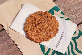 Dilara Koçak'tan Starbucks Fit Cookie Tarifi!