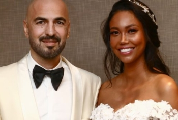 Soner Sarıkabadayı Hamile Sevgilisi Camelo Lopez İle Evlendi!