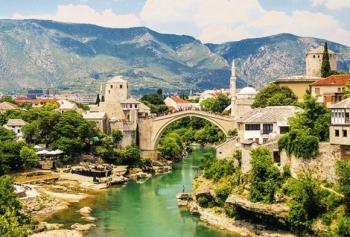 Avrupa'nın Saklı Mücevheri Bosna Hersek!