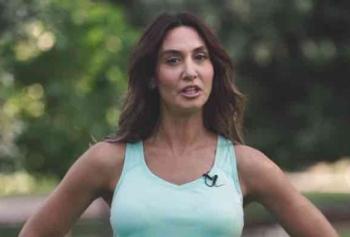 Ayşe Tolga'dan Karın Egzersizleri!
