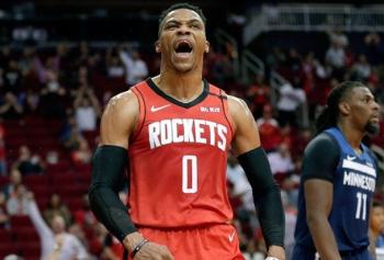 Houston Rockets'tan Russell Westbrook Nasıl Çizilir?