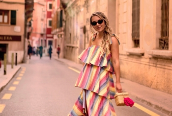 Moda'da 2019 İlkbahar Tüy Trendi
