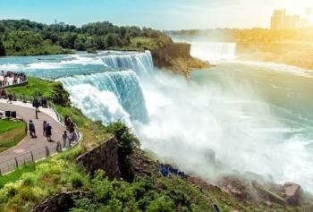 Barış Özcan'ın Niagara Şelalesi Maceraları!