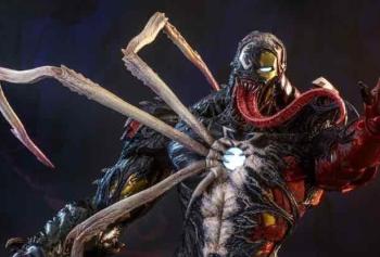Iron Venom Nasıl Çizilir?
