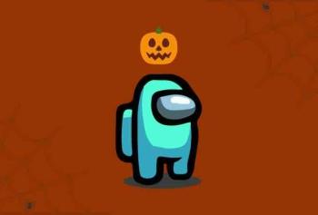 Among Us'tan Pumpkin Crewmate Nasıl Çizilir?