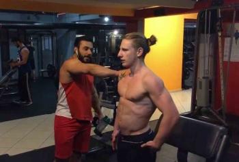 İbrahim Yıldırım'dan Omuz Biceps Triceps Antrenmanı!