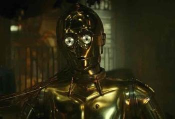 Star Wars'tan C3PO Nasıl Çizilir?