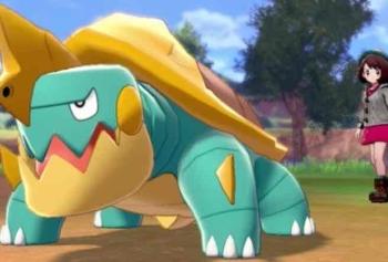 Pokemon Sword and Shield'tan Drednaw Nasıl Çizilir?