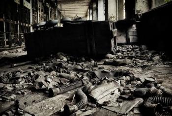 Ruhi Çenet'ten Çernobil Belgeseli!