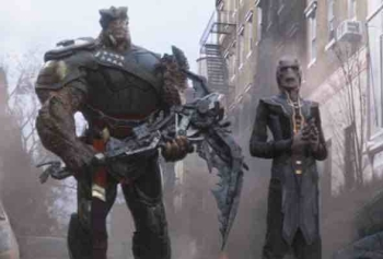 Avengers'tan Cull Obsidian Nasıl Çizilir?
