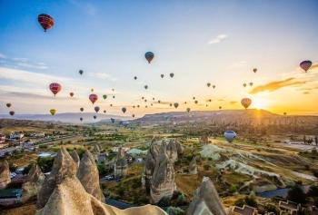 Kapadokya'da Herkes İçin Birşey Var!