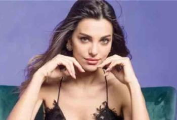 Sosyal Medyada Tuvana Türkay'ın Ağır Romantik Galasındaki Görüntülerine Tepkiler!