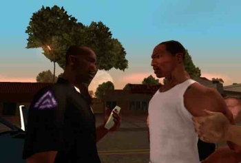 GTA San Andreas Karakterleri! Frank Tenpenny CRASH Kimdir?
