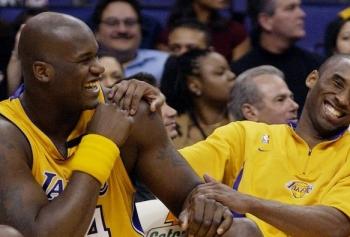 Shaquille O'Neal'dan Kobe Bryant İçin Duygusal Sözler!