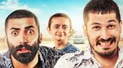 Facia Üçlü Adana'nın Kanalında Sörf Yaptı!