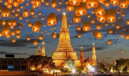 Meryem Can Dünya Haritasında Dokundu Soluğu Bangkok'ta Aldı!