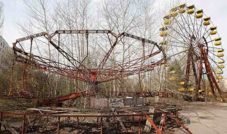 Yağmur Arat'ın Çernobil İzlenimleri!