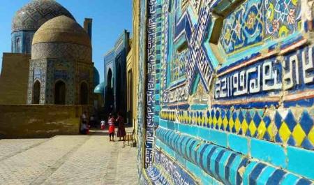 Rotasız Seyyah Özbekistan Buhara Kentinde Neler Yaşadı?