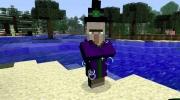 Minecraft'tan Witch Nasıl Çizilir?