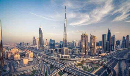 Dubai'de Çölde 24 Saat Geçirmek!