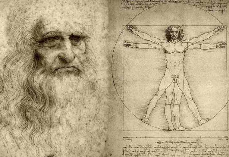 Leonardo Da Vinci'nin El Yazmaları Internette!