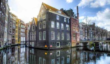 Aslı Kızmaz'ın Amsterdam Maceraları!